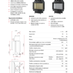 Kominek powietrzny Unico Dragon 2B – 4-13kW