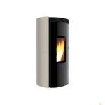 Piecyk na pellet Ethica NX 9kW z Dystrybucją gorącego powietrza