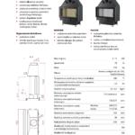 Kominek powietrzny Unico Dragon 6 – 4-11kW