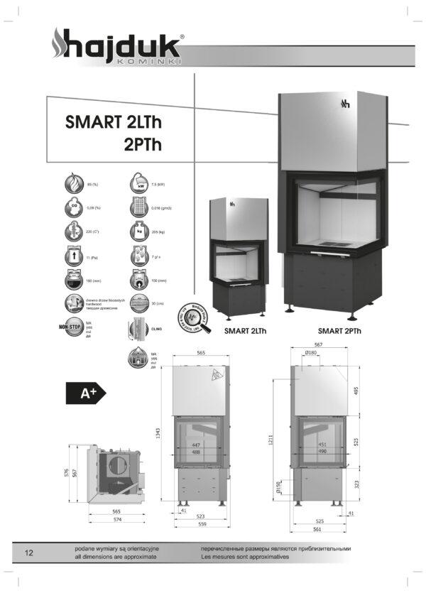 Smart-2LTH_2PTH-wklad kominkowy hajduk