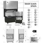 Kominek powietrzny Hajduk Smart 2LXLTh / 2PXLTh