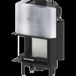 Wkład kominkowy wodny Hitze Aquasystem 10,3kW 54×39.RG / LG