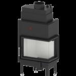Wkład kominkowy wodny Hitze Aquasystem 10,3kW 54×39.R