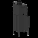 Wkład kominkowy wodny Hitze Aquasystem 13,6kW 59×43.S