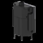 Wkład kominkowy wodny Hitze Aquasystem 16,5kW 68×43.G