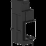 Wkład kominkowy wodny Hitze Aquasystem 19,4kW 68×53.L / R