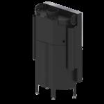 Wkład kominkowy wodny Hitze Aquasystem 19,6kW 68×53.G