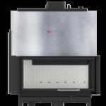 Wkład kominkowy wodny Hitze Aquasystem 21kW 90×41.RG / LG