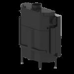 Wkład kominkowy wodny Hitze Aquasystem 21kW 90×41.G