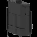 Wkład kominkowy wodny Hitze Aquasystem 21kW 90×41.R / L