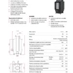 Kominek powietrzny Unico Dragon 8 Duo 3-11,5kW
