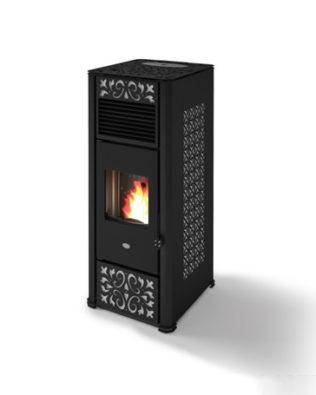 Gemma 15 kW – z nadmuchem i możliwością dystrybucji gorącego powietrza